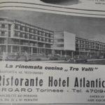 20 Dicembre 1974 - Ristorante Hotel Atlantic