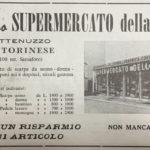 Pubblicità Supermercato della Calzatura